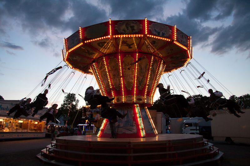 Kirmes in Bilder