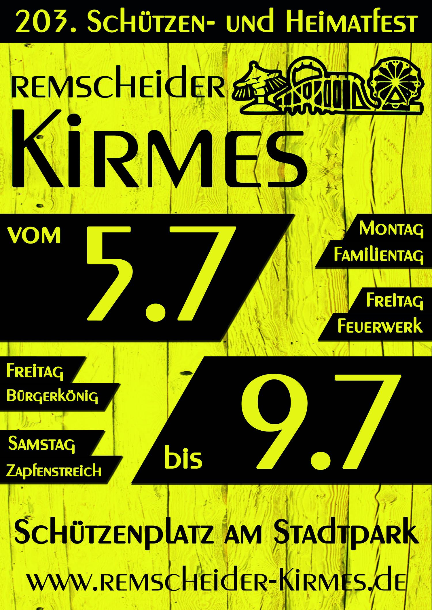Remscheider Kirmes